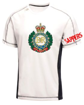 RE Cap Badge/Sappers TS